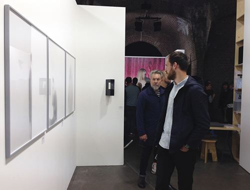 Unseen Photo Fair, Amsterdam, 2015