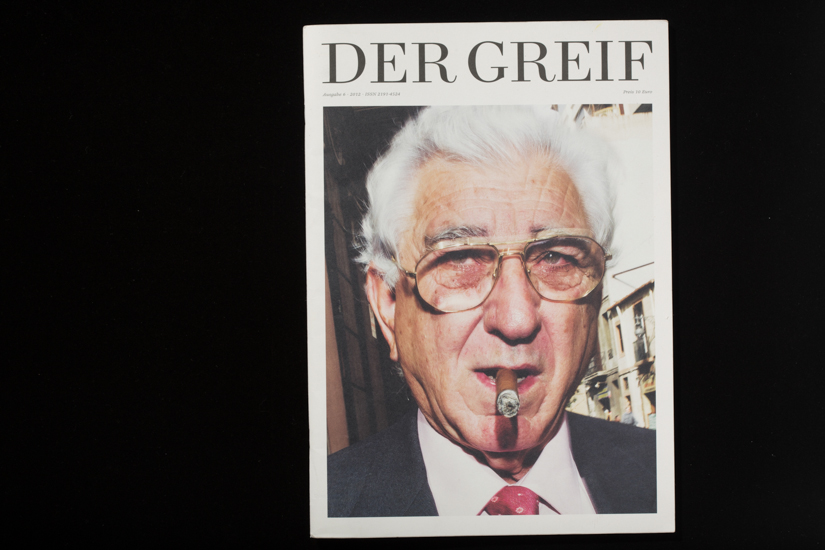 Der Greif Magazine, Germany, 2013