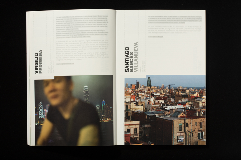 """Babylon"", BAC Festival, published by CCCB, Spain."