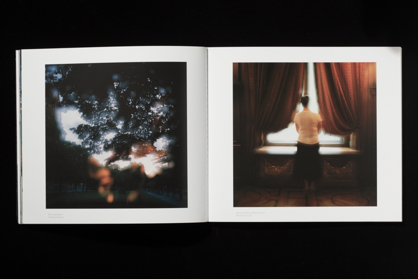 """Photosensitive Space"", published by Fundacja Edukacji wizualnej, Lodz, Poland"